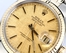 Rolex Two-Tone Datejust Champage Linen 16013