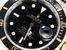 Rolex Submariner Two-Tone 16613 Oyster Black