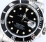 Rolex Oyster Steel Submariner 16610 Black Dial