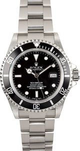Rolex Oyster Sea-Dweller 16600 Black