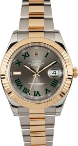 Rolex Datejust II 41mm 116333 Slate