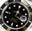 Rolex Submariner Black Two-Tone 16613