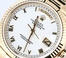 Rolex Day-Date Presidential 18038 White