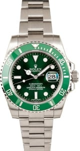 Rolex Submariner 116610LV Ceramic 'Hulk'