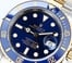 Rolex Submariner Ceramic 116613LB Sunburst
