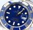 Men's Rolex Ceramic Submariner 116613