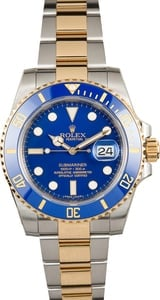 Rolex Ceramic Blue Submariner 116613