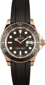 Rolex Yacht-Master 116621 Two Tone Everose Oyster