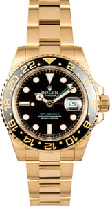 Used Rolex GMT-Master II Ref 116718 Black Dial