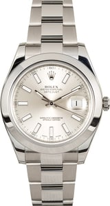 Rolex Datejust II 41MM 116300 Stainless