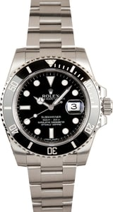 Rolex Ceramic Submariner 116610 Factory Stickers 1