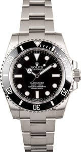 Men's Rolex Submariner No Date 114060