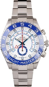 PreOwned Rolex Yacht-Master II 116680 Ceramic Bezel
