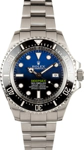 Rolex Sea-Dweller Deepsea 116660B 'James Cameron' D-Blue Dial