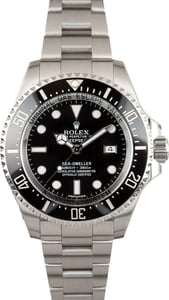 PreOwned Rolex Sea-Dweller DeepSea 116660