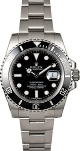 Unworn Rolex Submariner 116610