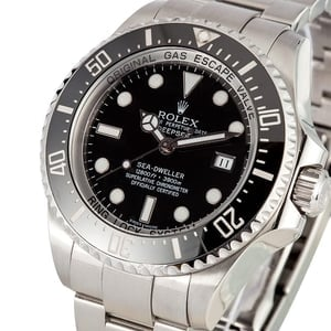 Rolex Deepsea Sea-Dweller 116660 Black
