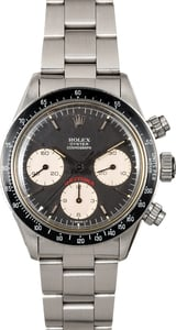 Vintage Rolex Daytona 6263 Big Red