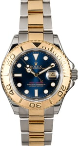 Rolex Yacht-Master 16623 Blue Dial Two Tone Oyster