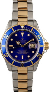 Rolex Submariner 16613 Two Tone Watch