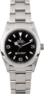 Rolex Explorer 114270 Luminescent Markers