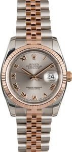 Rolex Datejust 116231 Everose Gold