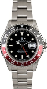 Men's Rolex GMT Master II Ref 16710