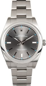 Rolex Oyster Perpetual 114300 Steel Oyster