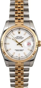 Rolex Datejust 116233 Roulette Date Wheel