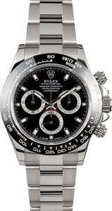 New Model Rolex Daytona 116500LN Black Ceramic Bezel