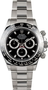 Men's Rolex Daytona 116500LN Black Ceramic Bezel