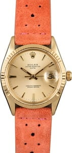 Rolex Yellow Gold Date 1503