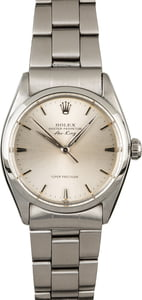 Used Rolex Air-King 5500 Stainless Steel Oyster Band