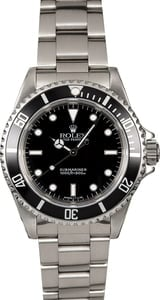 Used Rolex No Date Submariner 14060