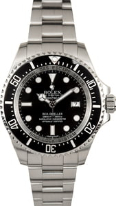 Rolex DeepSea SeaDweller 116660 with Factory Stickers