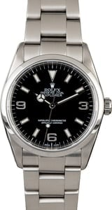 Rolex Explorer 114270 Stainless Steel Oyster