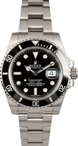 PreOwned Rolex Submariner 116610 Men's Watch
