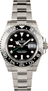 Rolex GMT-Master II Reference 116710 Ceramic Model