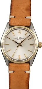 Rolex Air-King 5501 Two-Tone