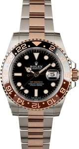 Rolex GMT-Master II Ref 126711 Two Tone Everose