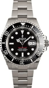 Rolex Sea-Dweller 126600 Red Lettering Model