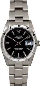Men's Pre Owned Rolex Date 15200