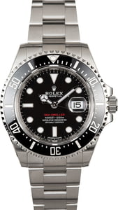 Rolex Sea-Dweller 126600 Red Lettering