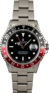 Rolex GMT Master II Ref 16710 'Coke' Pre-owned