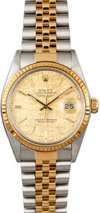 Rolex 16013 Pre-Owned Mens Watch