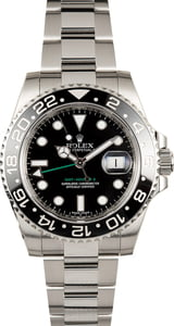 Men's Rolex GMT-Master II Ref 116710 Ceramic Bezel