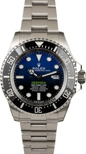 Rolex DeepSea 126660 D-Blue Ceramic Model