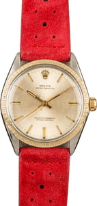 Vintage 1967 Rolex Oyster Perpetual 5552