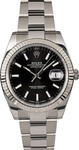 Pre Owned Rolex Datejust 41 Ref 126334