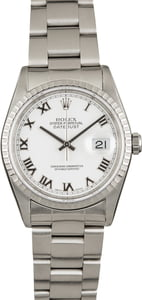Pre Owned Rolex Oyster Perpetual Datejust 16234